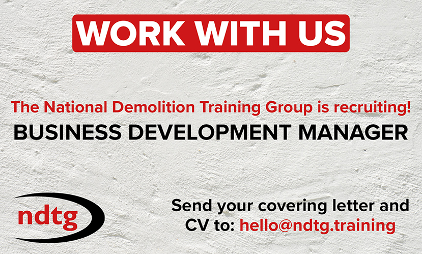 NDTG is Recruiting for a Business Development Manager - NFDC