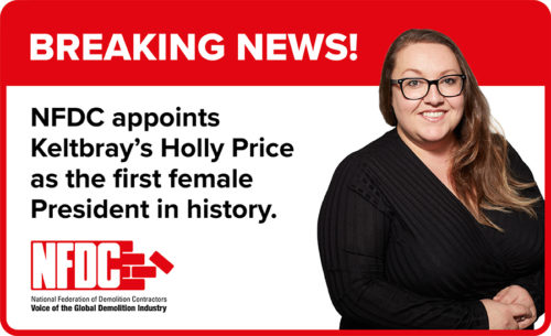 NFDC Appoints First Female President in History