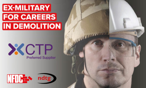 Ex-Military for Careers in Demolition – Your Views