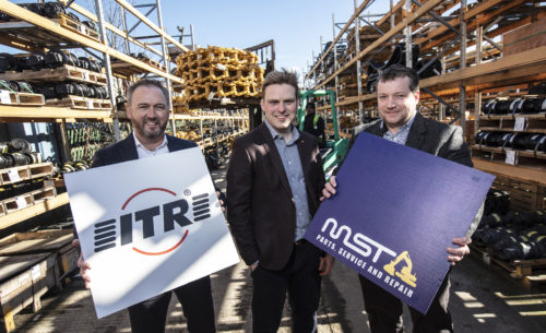 MIDLAND STEEL TRADERS LTD purchased by their Italian supplier