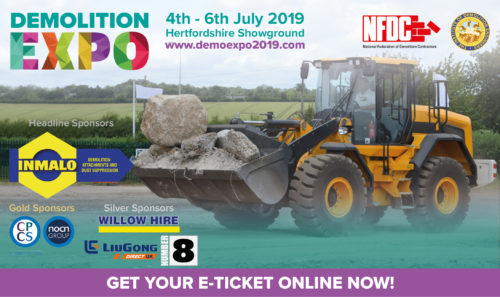 Demo Expo 2019 – 1 Month to go!