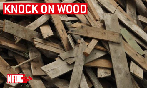 Wood Samples Required!