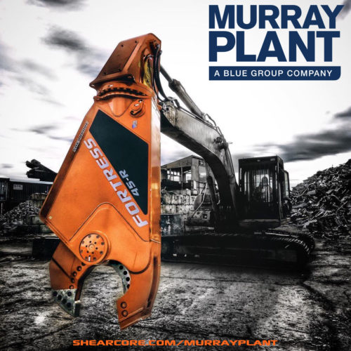 ShearCore Names Murray Plant as 2019 Worldwide Distributor of the Year.