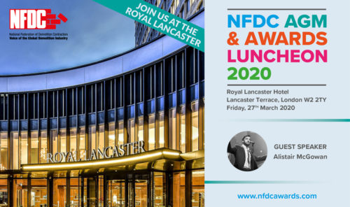 NFDC AGM & Awards – Tickets now on sale