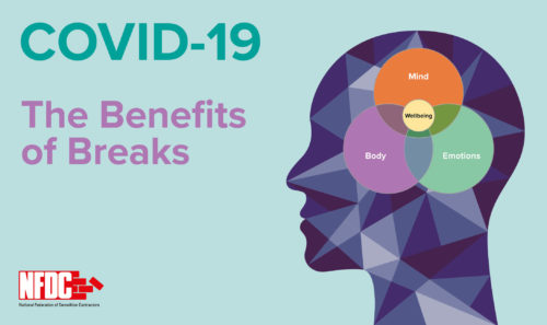 COVID-19: Mental Health – The Benefit of Breaks