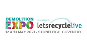 Announcement: Demo Expo will co-locate with Letsrecycle Live in 2021