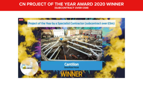 A second win for NFDC Corporate Members at CN Specialist Awards