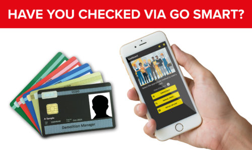 SAFETY ALERT: FAKE CCDO CARDS