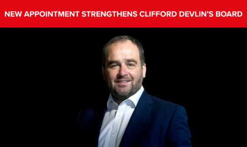 New appointment strengthens Clifford Devlin's Board