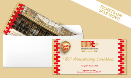 NFDC 80th Anniversary Event – Tickets on sale now
