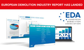 European Demolition Industry Report 2021 Out Now