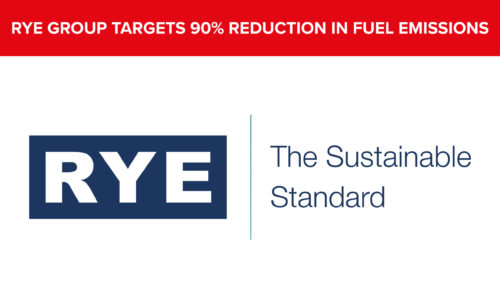 Rye Group Targets 90% Reduction in Fuel Emissions through HVO Green D+ Fuel