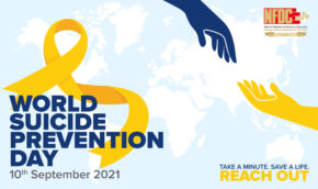 World Suicide Prevention Day (10th September)