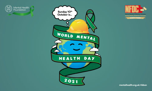 NFDC RECOGNISES WORLD MENTAL HEALTH DAY